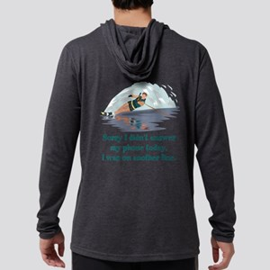 WaterSki Mens Hooded Shirt