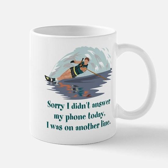 Cute Waterski Mug