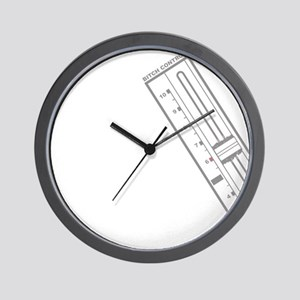 Bitch Control Wall Clock