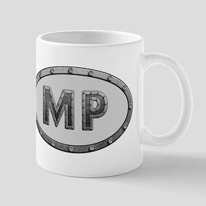 MP Metal Mug