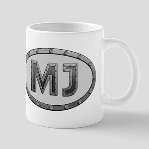 MJ Metal Mug