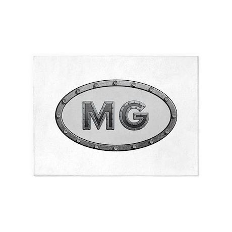 MG Metal 5'x7'Area Rug
