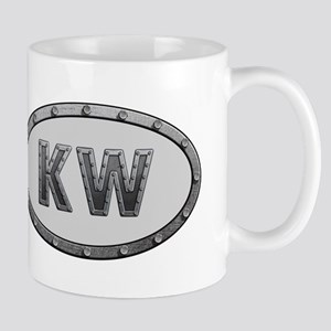 KW Metal Mug