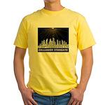 Callanish Stargate Yellow T-Shirt