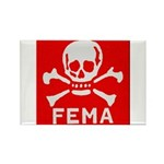 FEMA Rectangle Magnet (10 pack)