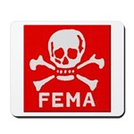 FEMA Mousepad