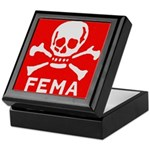 FEMA Keepsake Box