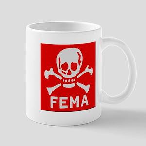 FEMA Mug