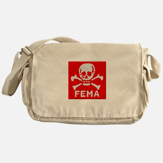 FEMA Messenger Bag