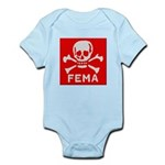 FEMA Infant Bodysuit