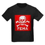 FEMA Kids Dark T-Shirt