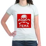 FEMA Jr. Ringer T-Shirt