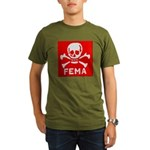 FEMA Organic Men's T-Shirt (dark)