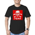 FEMA Men's Fitted T-Shirt (dark)