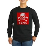 FEMA Long Sleeve Dark T-Shirt