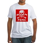 FEMA Fitted T-Shirt