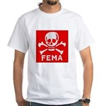 FEMA White T-Shirt