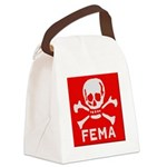 FEMA Canvas Lunch Bag
