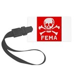 FEMA Large Luggage Tag