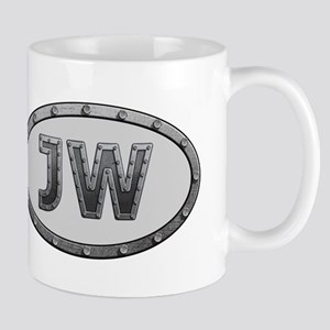 JW Metal Mug