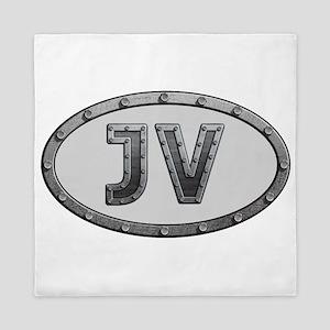JV Metal Queen Duvet