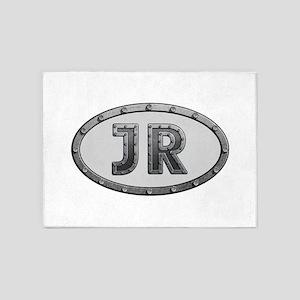 JR Metal 5'x7'Area Rug