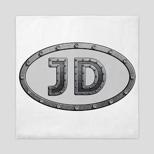 JD Metal Queen Duvet