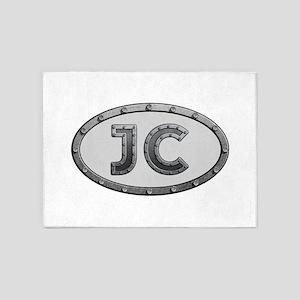 JC Metal 5'x7'Area Rug