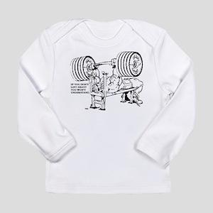 LIFT HEAVY Long Sleeve Infant T-Shirt