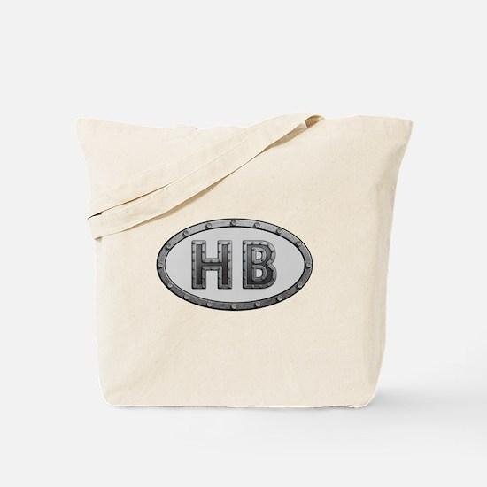HB Metal Tote Bag