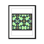 Startan Framed Panel Print