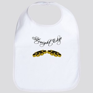 Straight Edge Brass Knuckles Tattoo White T Shirts
