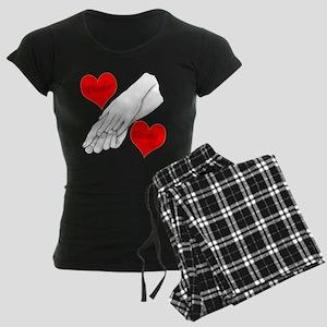 Custom Romance Women's Dark Pajamas
