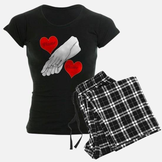 Custom Romance Pajamas