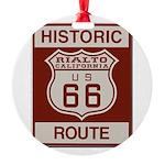 Rialto Route 66 Round Ornament