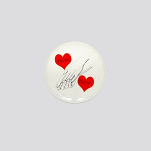 Custom Romance Mini Button