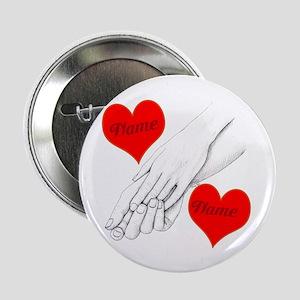 """Custom Romance 2.25"""" Button"""