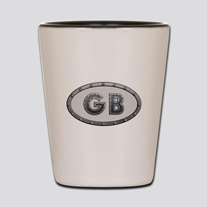 GB Metal Shot Glass