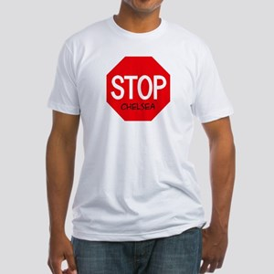 Stop Chelsea Fitted T-Shirt