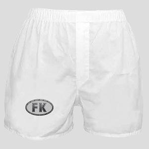FK Metal Boxer Shorts