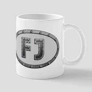 FJ Metal Mug