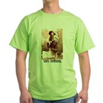 Cowgirl Green T-Shirt