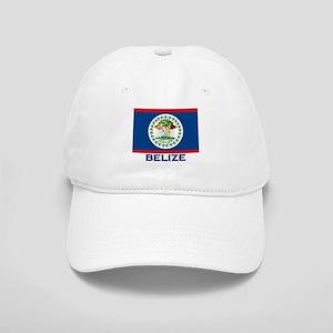 Belize Flag Merchandise Cap