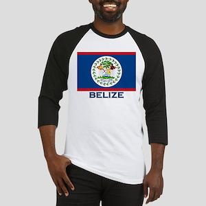 Belize Flag Merchandise Baseball Jersey