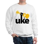 Uke Fist Sweatshirt