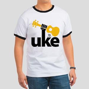 Uke Fist Ringer T