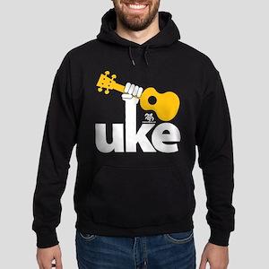 Uke Fist Hoodie (dark)