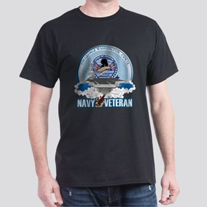 Navy Veteran CVN-73 Dark T-Shirt