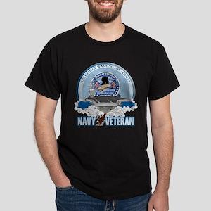 Navy Veteran CVN-73 Dark T-Shirt