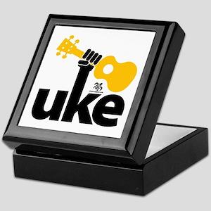 Uke Fist Keepsake Box